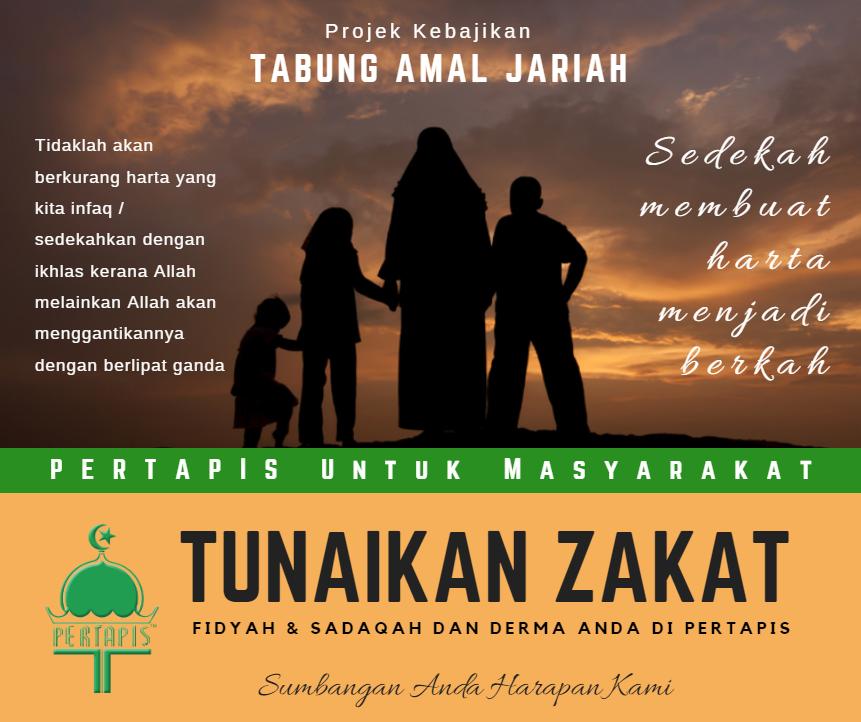 Zakat Membawa Berkat - Giving sg