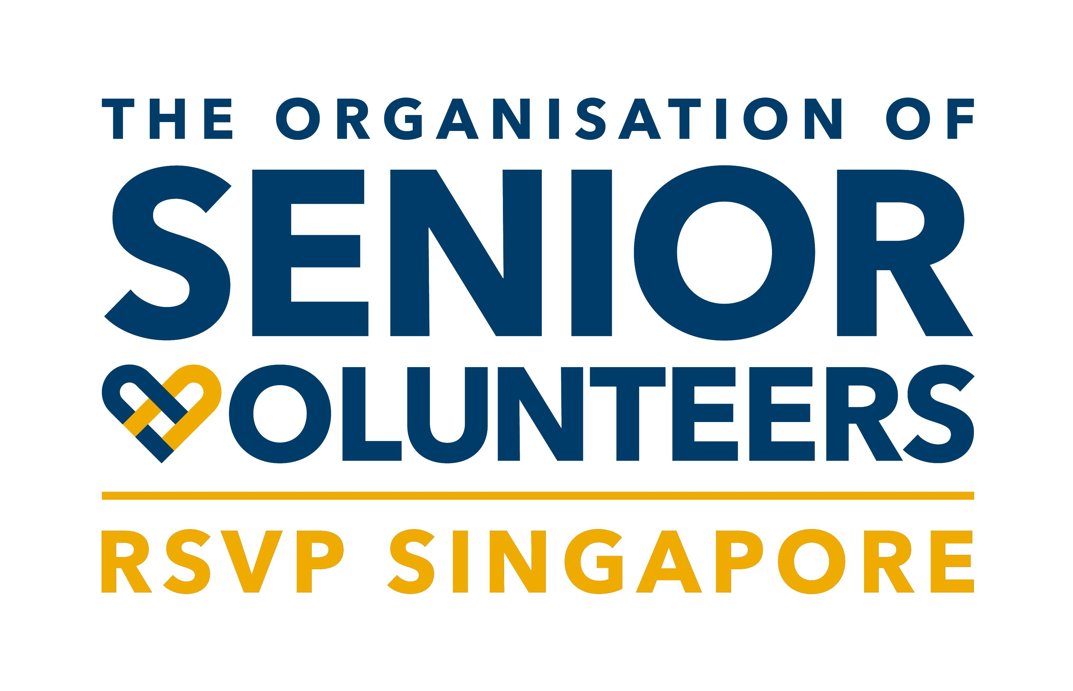 RSVP Singapore - The Organisation of Senior Volunteers