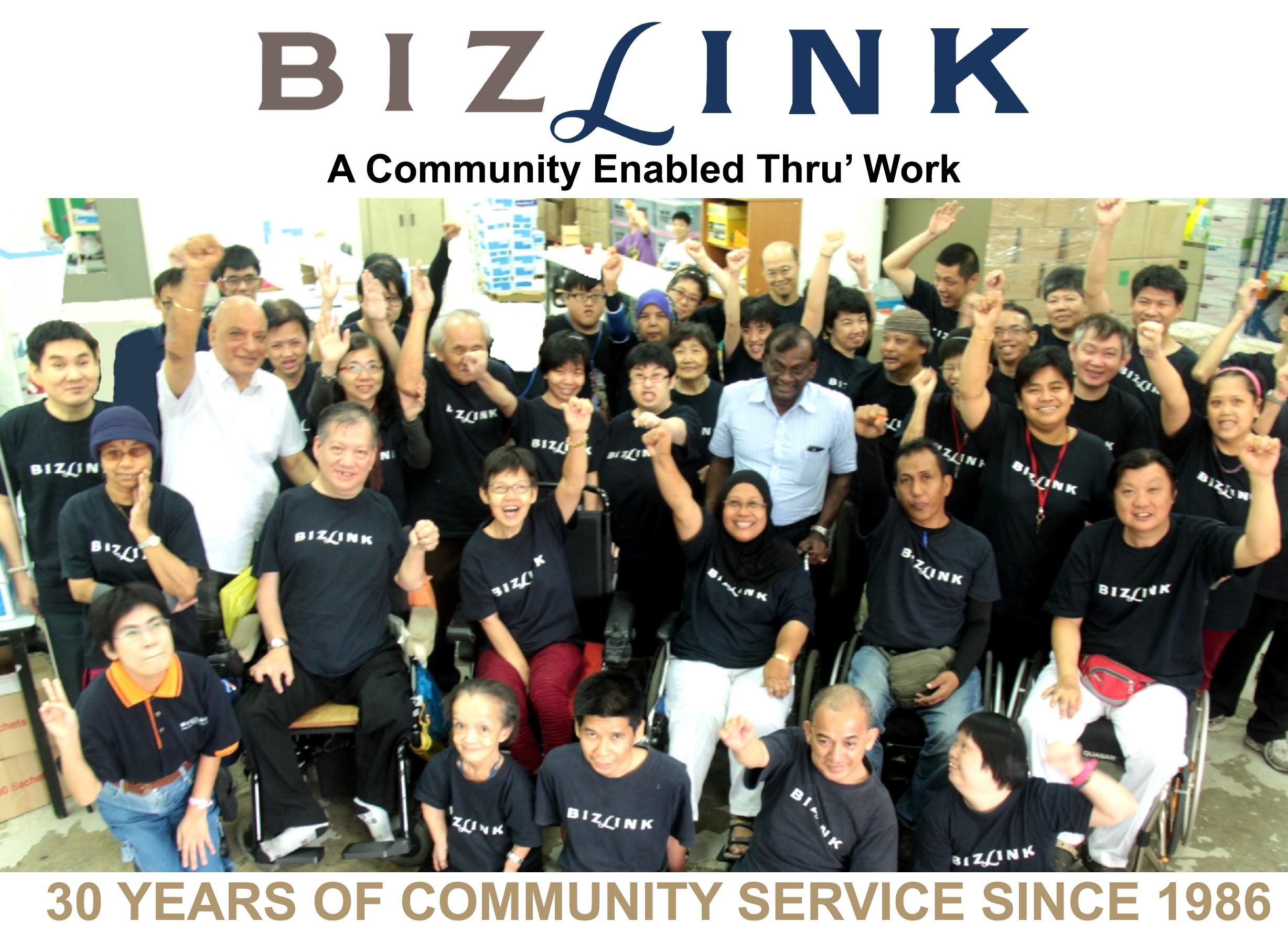 Bizlink Centre (S) Ltd